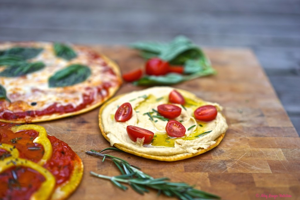 Chickpea Flour Pizza 3