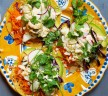 Authentic Mexican Fish Tacos with Smoky Chipotle Sauce