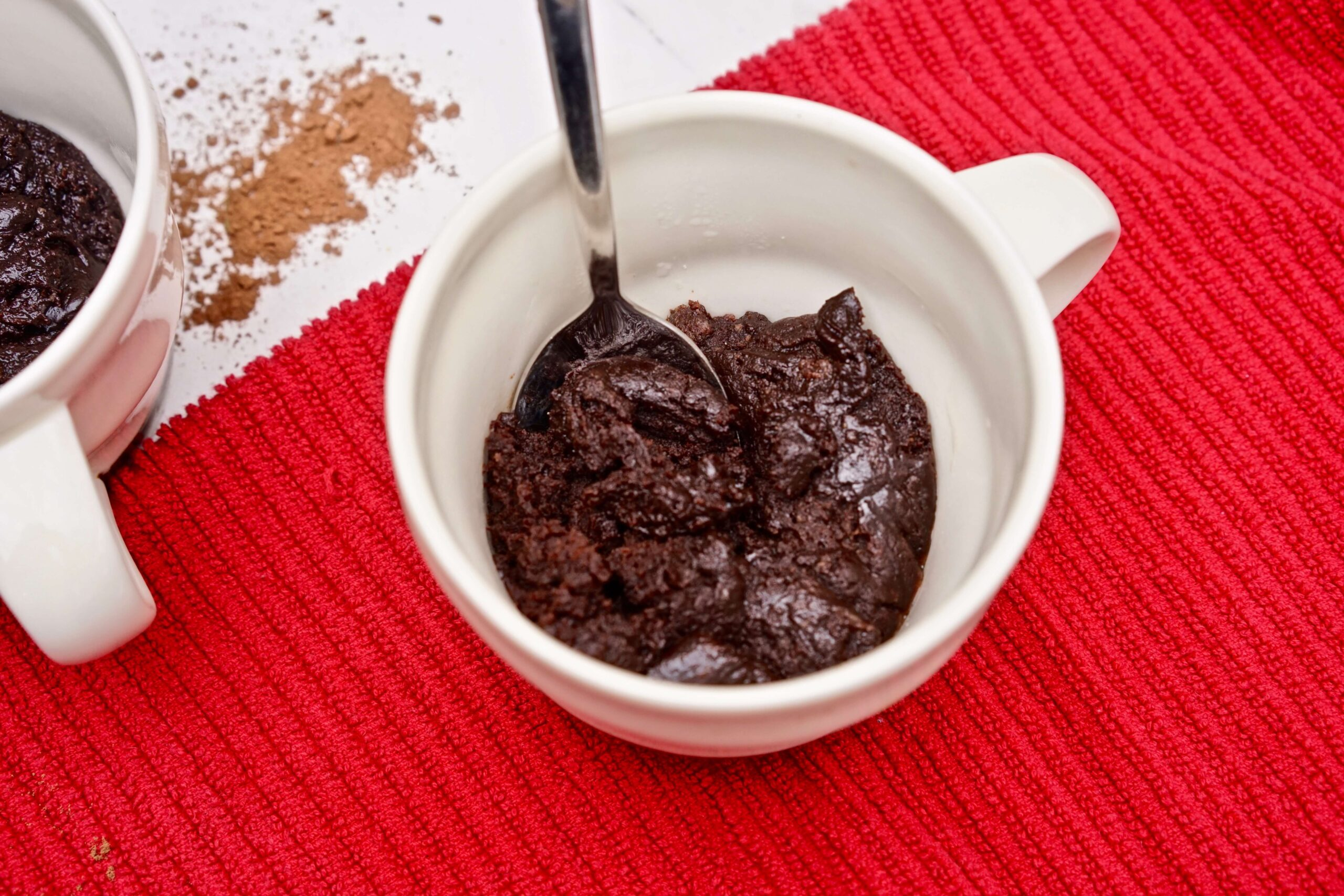 These Are The Best Fudgiest Mug Brownies You Ll Ever Make
